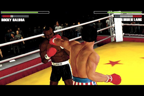 Rocky Balboa Psp | The Games Cabin