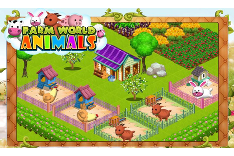 Farm World Animals APK Download - Free Casual GAME for ...