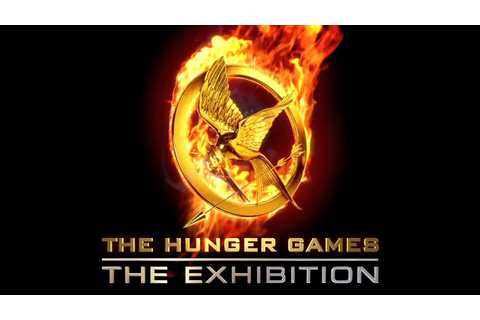 Experience The Hunger Games: The Exhibition - YouTube