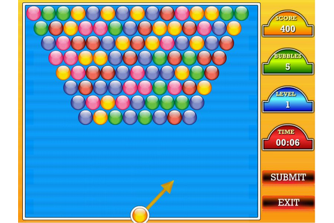 Bubble Shooter Android Oyun | Ozengen