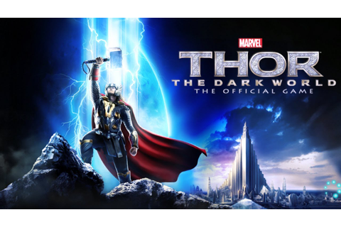 Thor: The Dark World - The Official Game - Universal - HD ...
