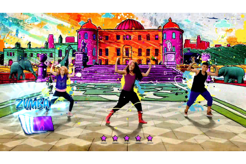 Zumba Kids Screenshots - Video Game News, Videos, and File ...