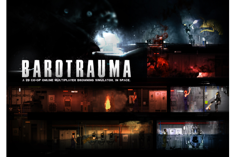 Barotrauma | Undertow Games