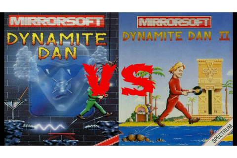 DYNAMITE DAN vs DYNAMITE DAN II - WHICH IS THE BETTER GAME ...