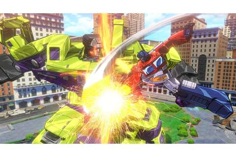 New Games: TRANSFORMERS - DEVASTATION (PS4, PC, Xbox One ...
