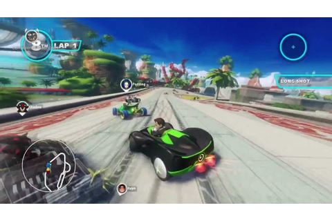 Sonic & All-Stars Racing Transformed Review for Xbox 360 ...