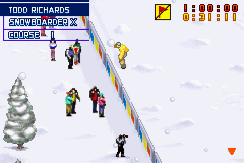 ESPN Winter X-Games: Snowboarding 2002 Screenshots ...