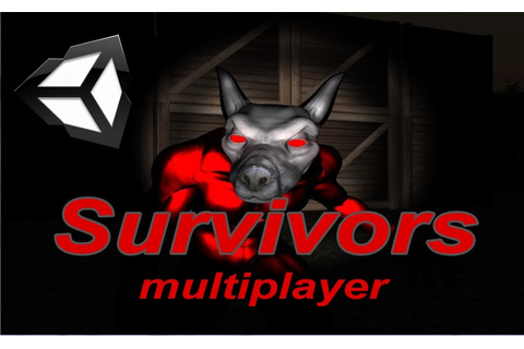 Survivors game,multiplayer Parody | Unity3D | by Konsordo ...