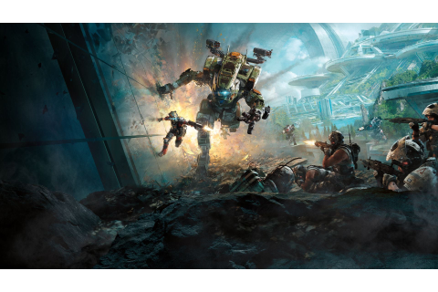 Titanfall 3: EA confirms a new game is in development ...
