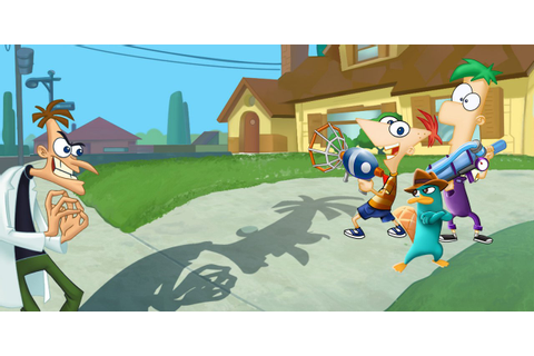 Phineas and Ferb: Day of Doofenshmirtz Review - PS Vita ...