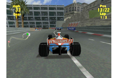 Formula One 99 Download (1999 Simulation Game)