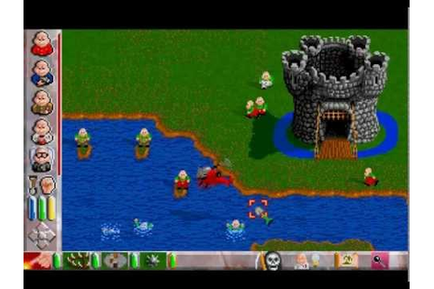 IE 11 PC games preview - Baldies (1994) - YouTube