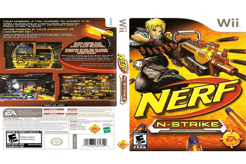 Nintendo Wii: Nerf n-Strike - HD (720p). - YouTube