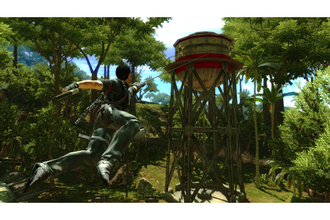 Just Cause 2 [Steam CD Key] for PC - Buy now