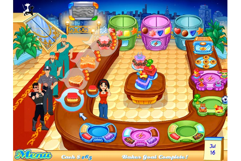 Cake Mania 2 Game|Play Online Games Free |Ozzoom Games ...