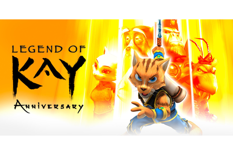 Legend of Kay Anniversary | Nintendo Switch | Games | Nintendo