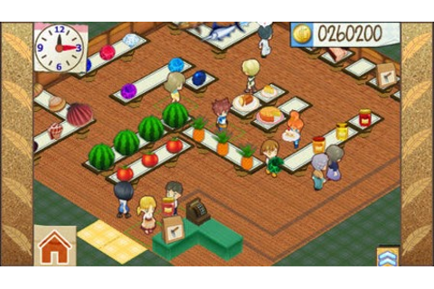 Hometown Story Pocket Review | Pocket Gamer