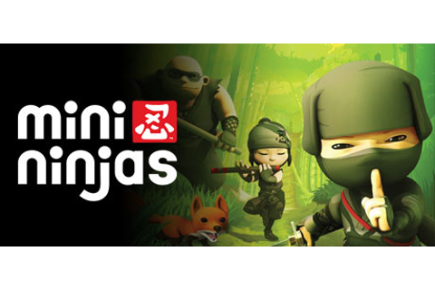 Save 75% on Mini Ninjas on Steam
