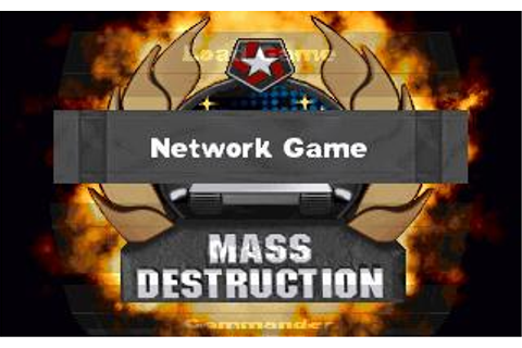 Mass Destruction Download (1997 Arcade action Game)