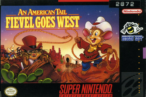 An American Tail: Fievel Goes West (Video Game) | An ...