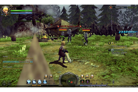 Dragon Nest - MMO Square