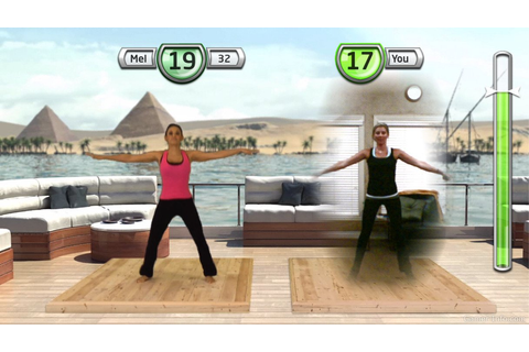 Get Fit With Mel B (2010 video game)