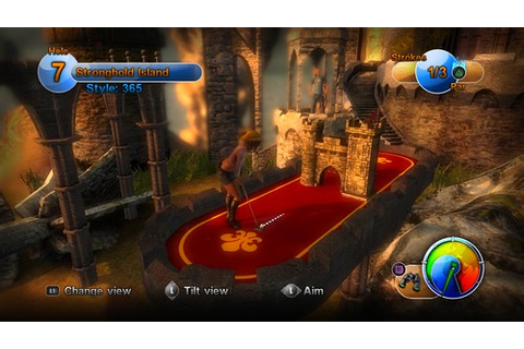 Planet Minigolf gets PlayStation Move support this ...