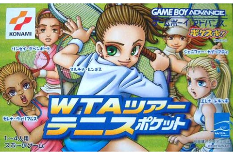WTA Tour Tennis Pocket (J)(Eurasia) ROM
