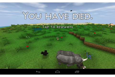 Survivalcraft – Games for Android – Free download ...