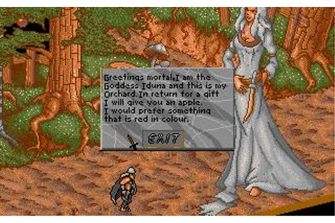 Heimdall Download (1992 Adventure Game)