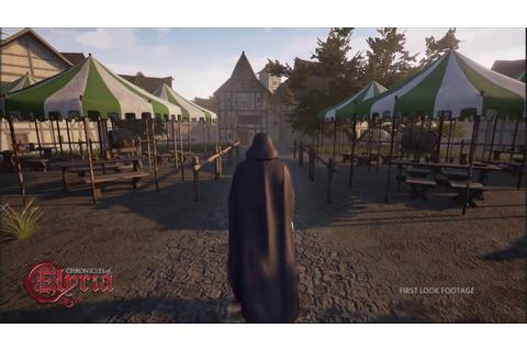 Chronicles of Elyria [PC] Pre-Alpha Trailer - YouTube