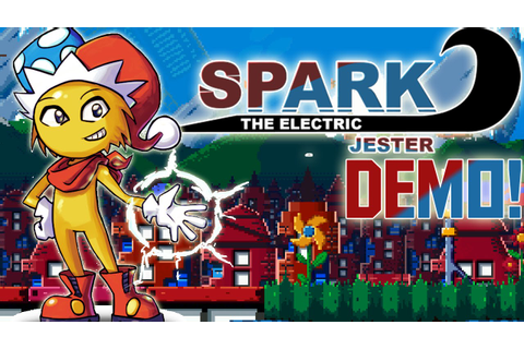 Spark the Electric Jester DEMO - Jogo Zica no Rolê ...