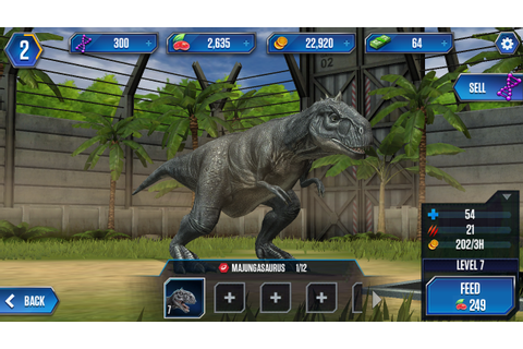 Freemium Field Test: Jurassic World: The Game might leave ...