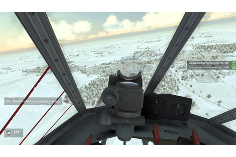 IL 2 Sturmovik Battle of Stalingrad таран - YouTube