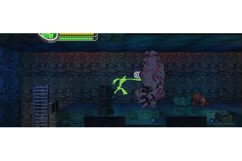 Ben 10 Alien Force: The Rise of Hex News, Achievements ...