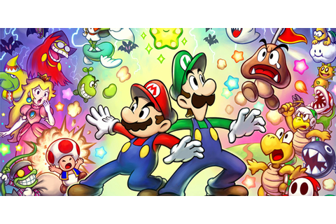 Mario and Luigi Superstar Saga + Bowser's Minions is two ...