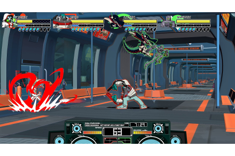 Lethal League Blaze Game - PlayStation