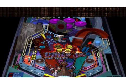 True Pinball (PS1) - Vikings - YouTube