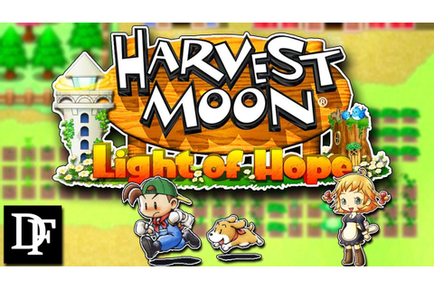 New Harvest Moon Is Here! First 30 Minutes Gameplay Review ...