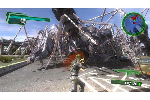 EARTH DEFENSE FORCE 4.1: THE SHADOW OF NEW DESPAIR REVIEW ...
