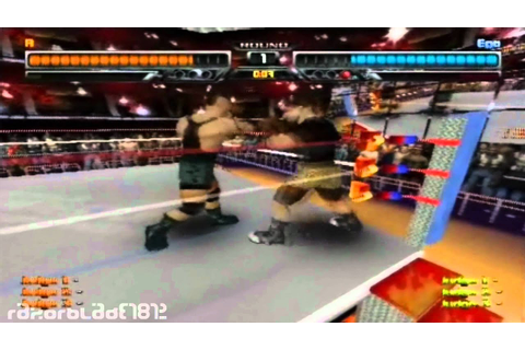 PS2 - World Wrestling Championship - Review - YouTube