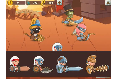 My tiny heroes iPhone game - free. Download ipa for iPad ...