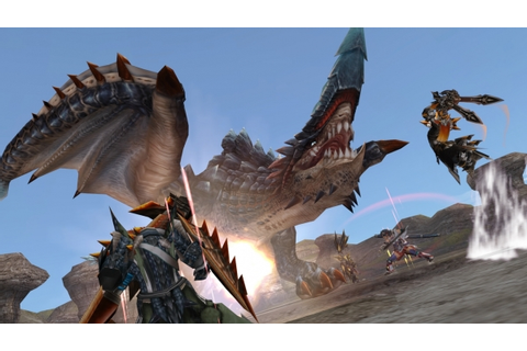 Monster Hunter Frontier G coming to PS Vita - Gematsu