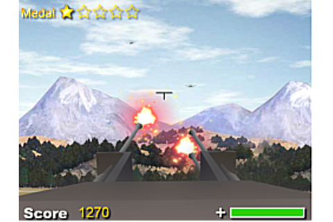 Anti Aircraft Artillery Game - Play online at Y8.com