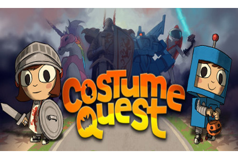 Costume Quest iPhone game - free. Download ipa for iPad ...