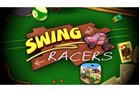 Official Swing Racers Launch Trailer - YouTube