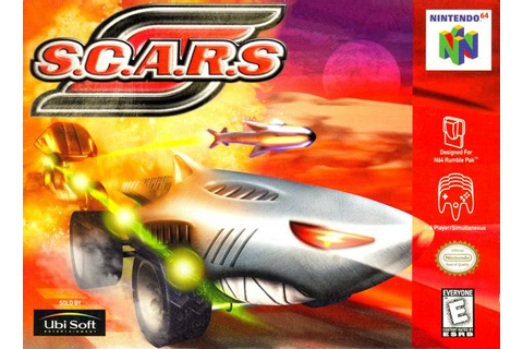 S.C.A.R.S Nintendo 64 Game