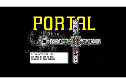 Portal may be the name for a contemporary series from Valve, about mad ...