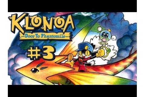 Klonoa Door to Phantomile Walkthrough by LynxParadox Game ...