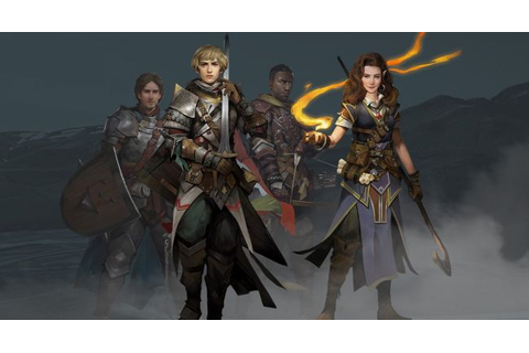 Pathfinder: Kingmaker RPG Has a Kickstarter – But It Is ...
